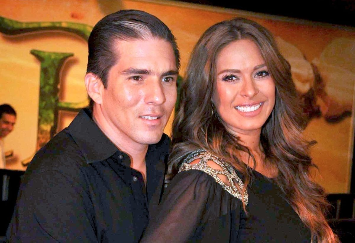 Fernando Reina y Galilea Montijo.
