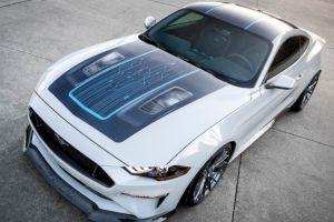 No es broma: Ford construirá un Mustang eléctrico con transmisión manual
