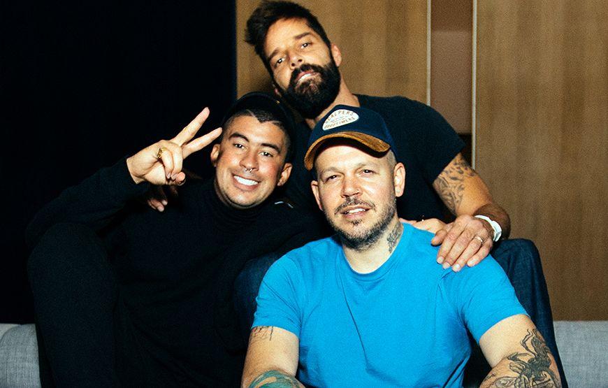 Ricky Martin: estreno mundial de 'Cántalo' con Residente y Bad Bunny