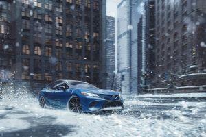 """Toyota lanza los modelos sedan Camry y Avalon 2020 en """"all wheel drive"""""""