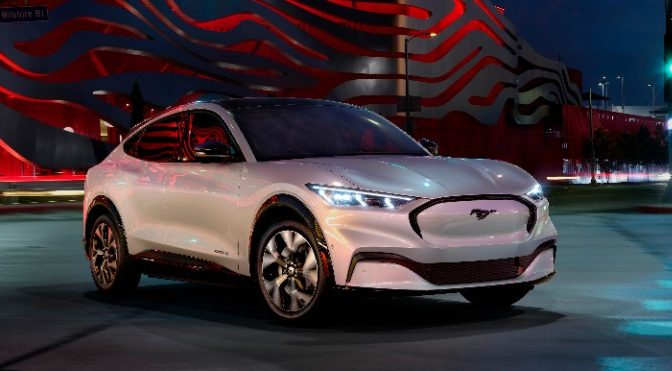 Exito de ventas: Ford ha vendido todos los Mustang Mach-E fabricados hasta ahora