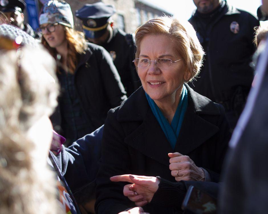 ¿Por qué los más ricos están preocupados con la campaña de Elizabeth Warren?