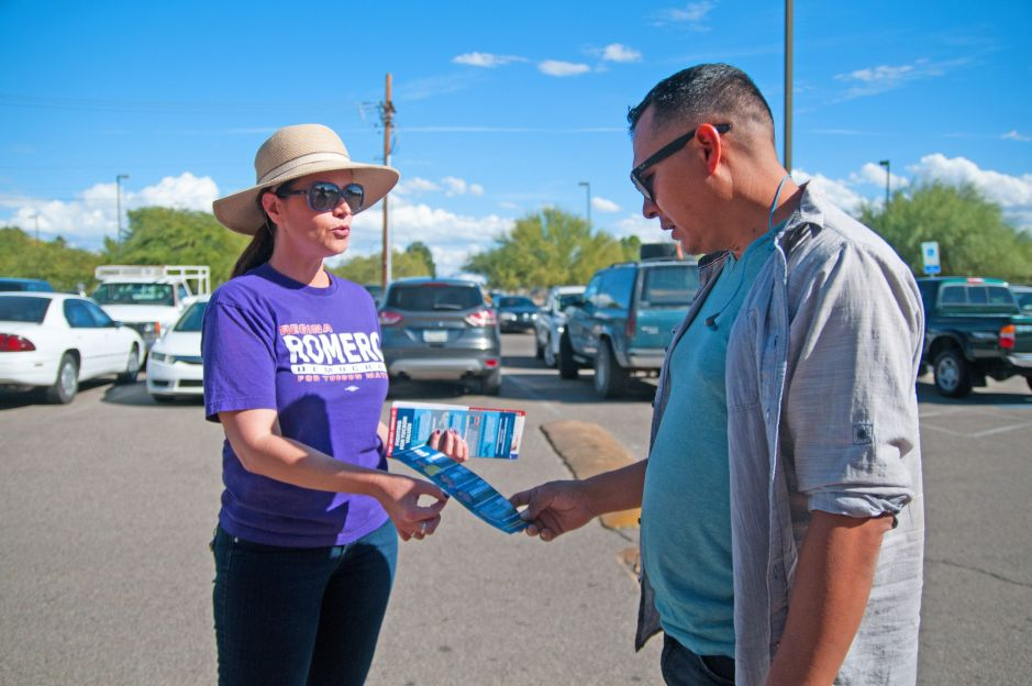 Regina Romero, la hija de trabajadores migrantes que ganó la alcaldía de Tucson