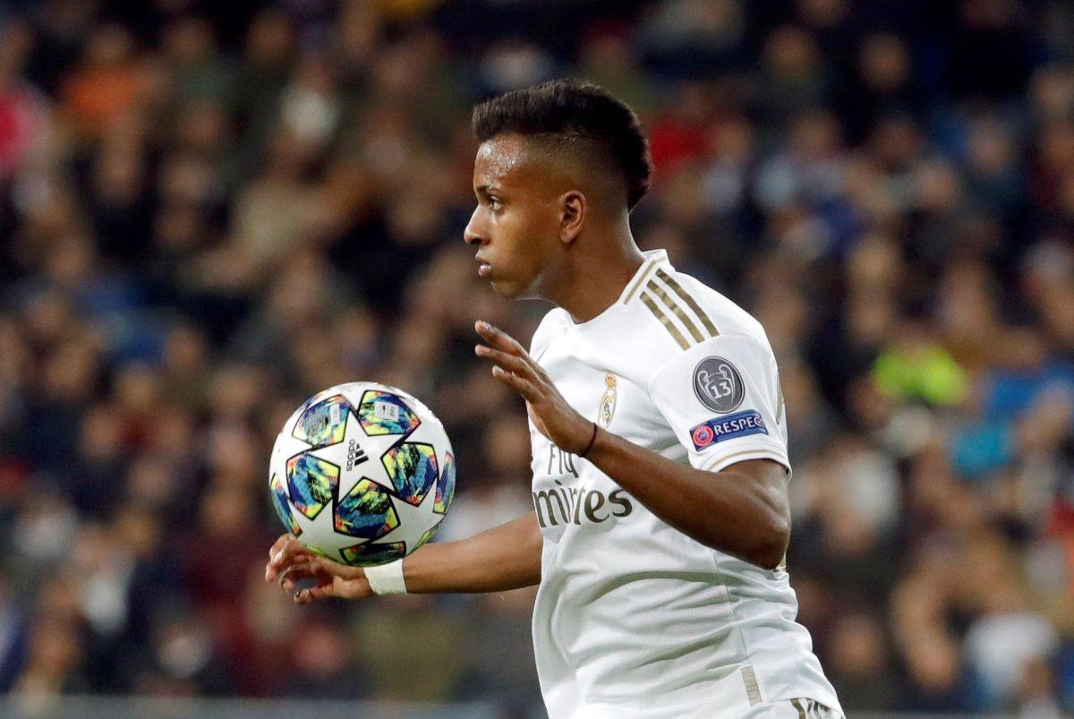 ¿Neymar quién? Rodrygo es la nueva joya brasileña y el futbolista más joven en firmar con Nike