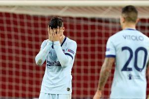 Leverkusen le pega al Atlético de Madrid, 'HH' jugó solo 20 minutos