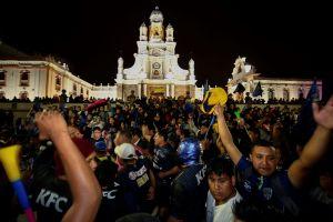 Presidente Lenín Moreno: triunfo de Independiente del Valle une a todo Ecuador