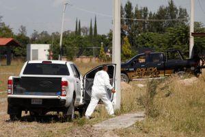 Encuentran 25 cadáveres en finca de México. No son los primeros que aparecen en ese lugar