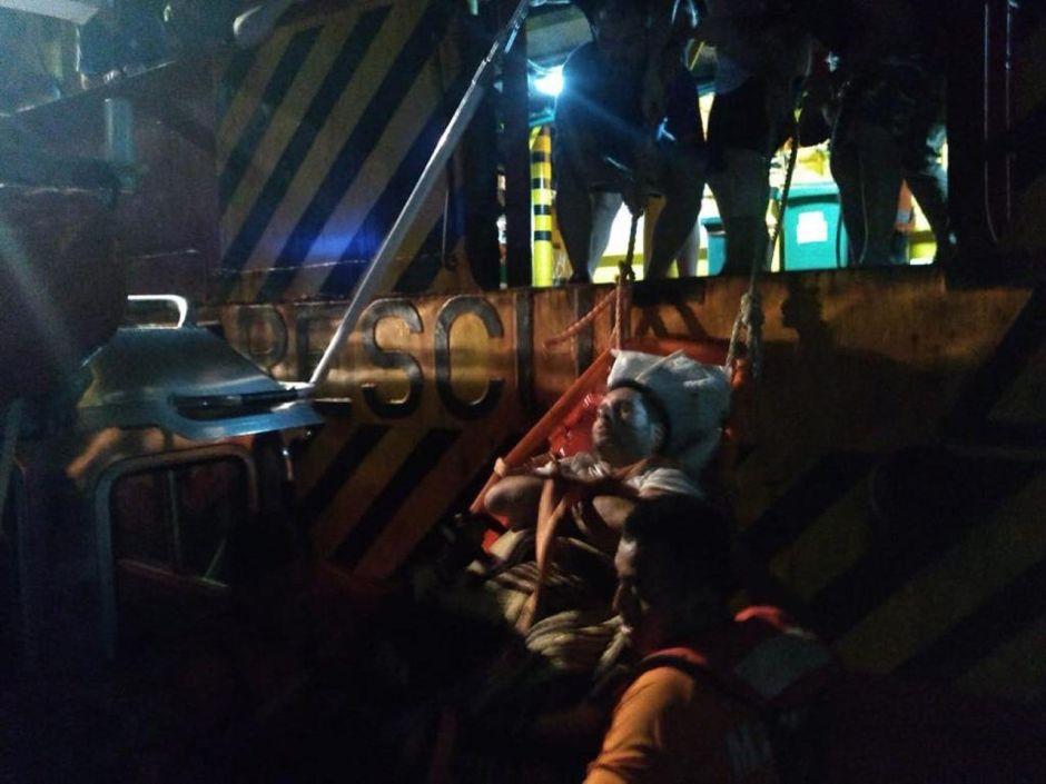 A salvo en México los marinos de un barco italiano atacado por piratas