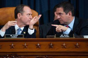 VIDEO: Republicanos desafían en directo a jefe de la investigación para 'impeachment' de Trump