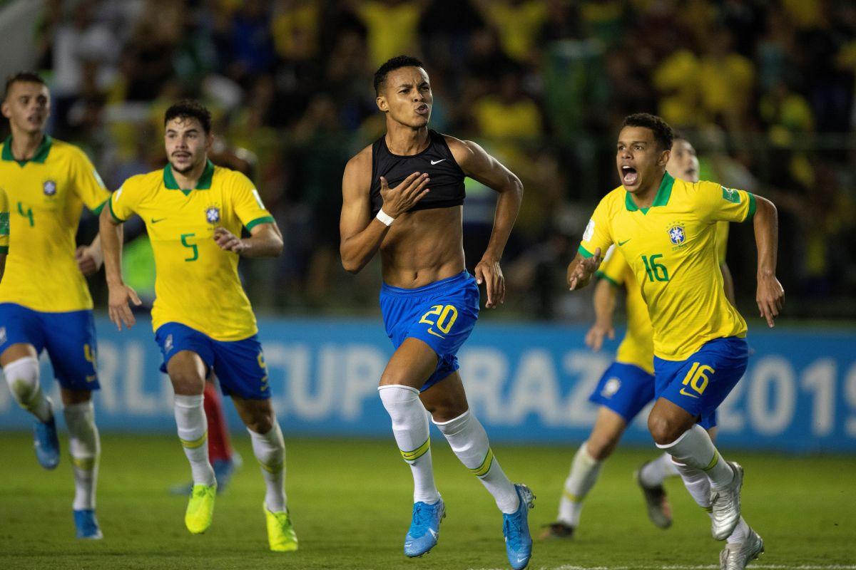 Viejos conocidos: Brasil enfrentará a México en la final del Mundial Sub 17