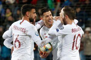 Portugal logra pase a Euro 2020 y CR7 su gol 99 con la selección