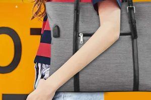 5 carteras estilo tote bag para los días en que debes llevar muchas cosas contigo