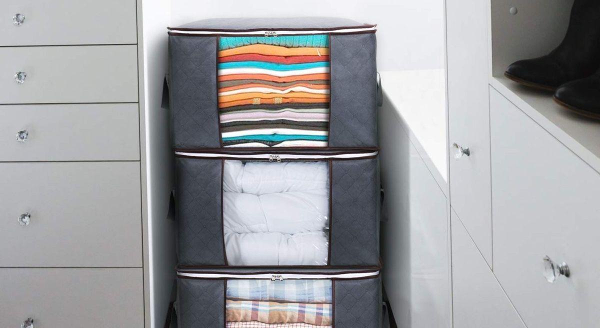 Black Friday: Los 5 mejores sets de bolsas de almacenamiento para tu hogar con los mejores precios