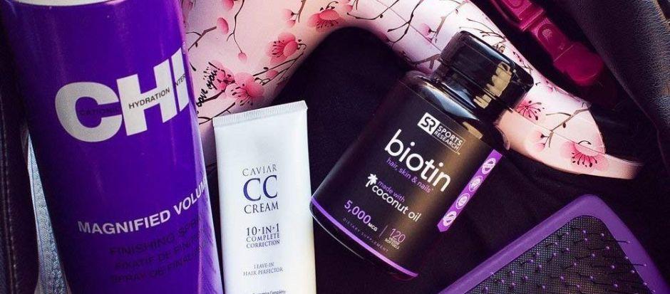 Los 5 mejores productos para que tu cabello crezca rápido y fuerte