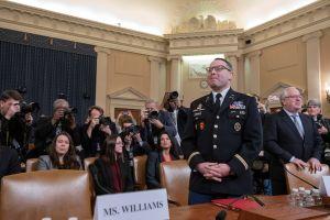 ¿Peligra la vida del teniente coronel que testificó contra Trump?
