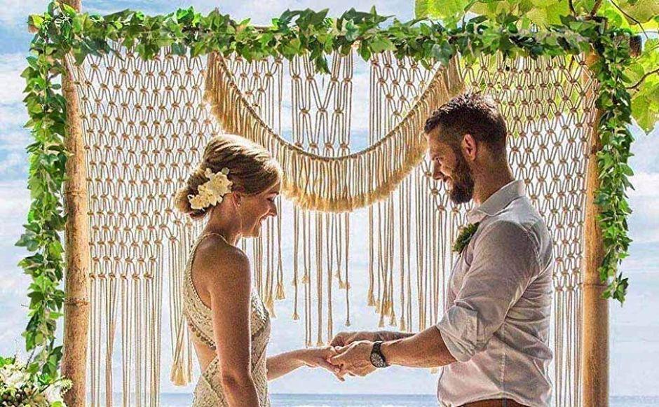5 ideas decorativas para una boda al aire libre con poco presupuesto