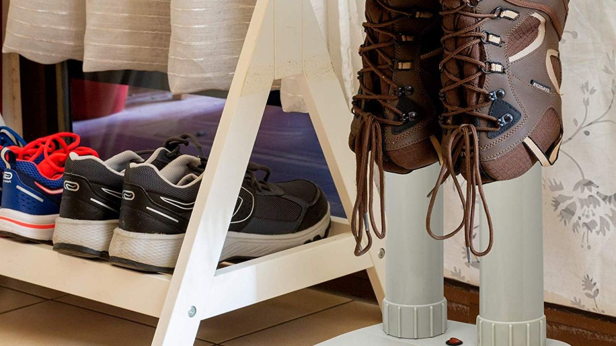 ¿Quieres mantener secas tus botas esta temporada de nieve? Mira estas 6 opciones de secadores de zapatos eléctricos