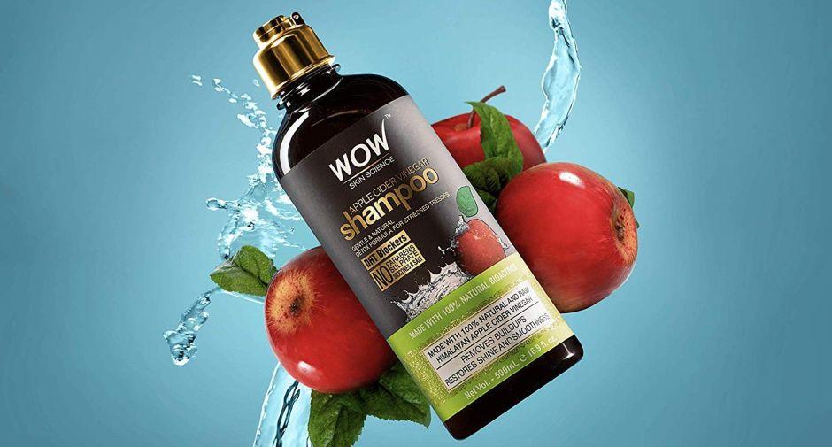 Los 5 mejores shampoos con cidra de manzana para el cuidado del cabello