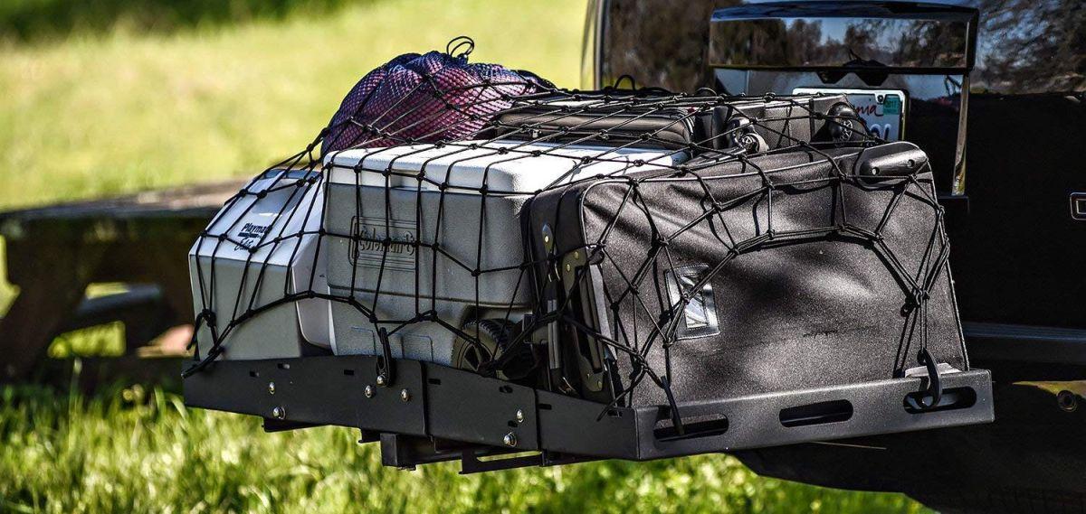 4 estilos de redes de carga para asegurar tu equipaje cuando viajas en tu auto