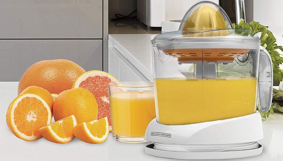 Los 5 mejores exprimidores de zumo para beber jugo natural y nutritivo en casa