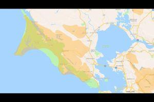 Advierten de nuevos apagones en el norte de California por riesgo de incendios