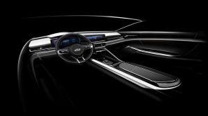 El nuevo KIA Optima GT ofrece 286 potentes caballos de fuerza