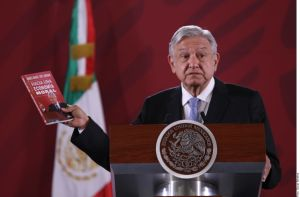 Libro de AMLO supera a Harry Potter en Amazon