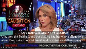 Acusan a ABC News de censurar pedofilia de Epstein a cambio de entrevista con los príncipes Kate y William