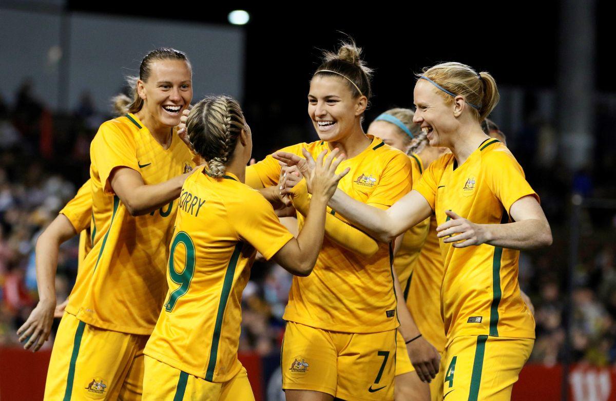 El cambio está en marcha: la selección femenina de Australia ganará lo mismo que los hombres
