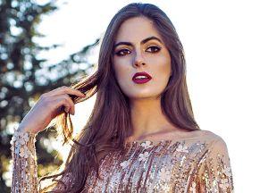 Así lució Sofía Aragón en traje de baño durante la pasarela preliminar de Miss Universo 2019