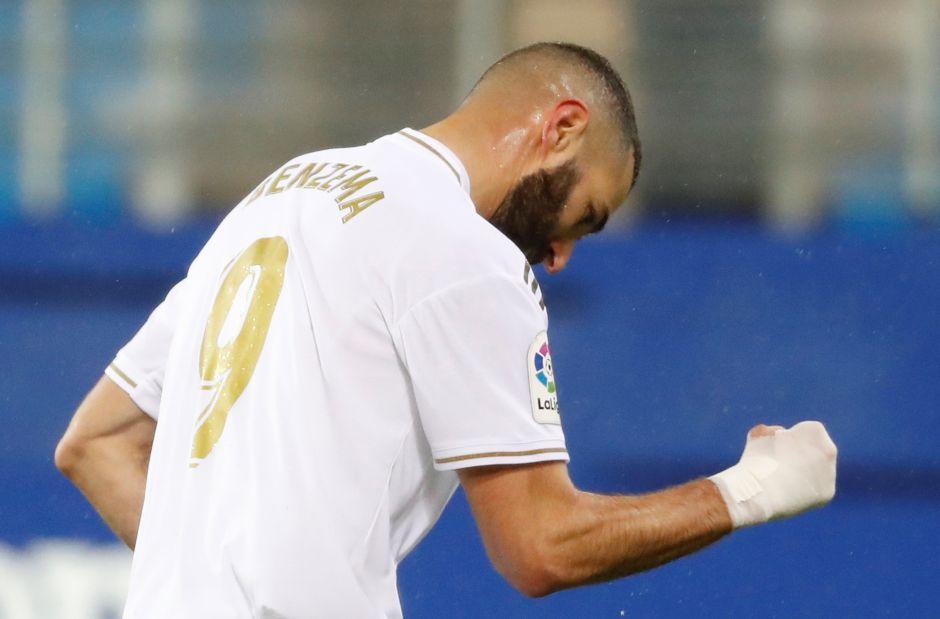 Los números no mienten: Benzema es más efectivo que Messi y Cristiano Ronaldo