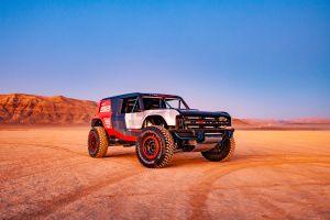 Se filtran fotos de la Ford Bronco 2021