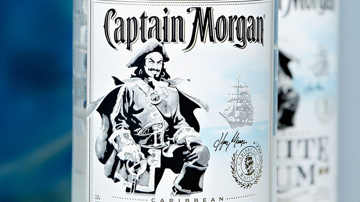 ¿Quién era el Capitán Morgan que aparece en la famosa botella de ron?
