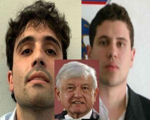 Gobierno de AMLO da cachetada con guante blanco al CJNG y al Cártel de Sinaloa