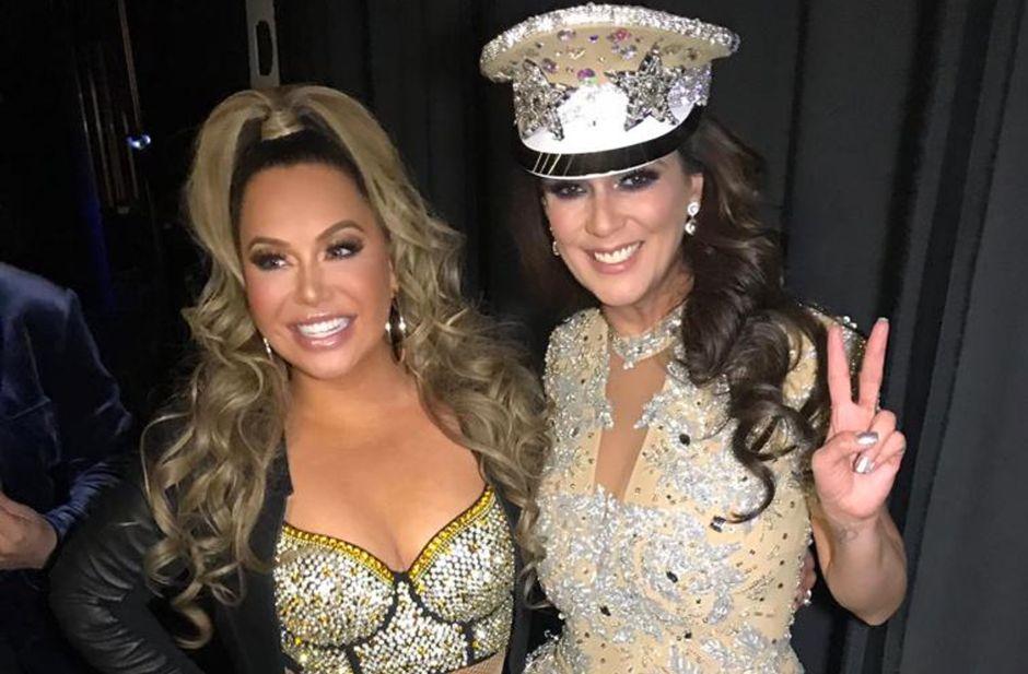 Video: Tributo a Selena Quintanilla en los Premios de la Radio con Belinda y Chiquis Rivera