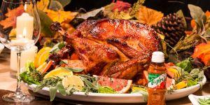 Receta para Thanksgiving: Pavo al Tajín con cítricos y hierbas