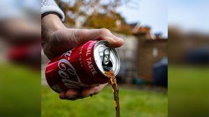 Coca-Cola afectada por el coronavirus, sobre todo las que no tienen azúcar