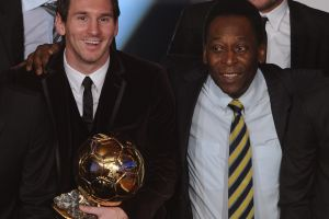 Messi va por dos récords de Pelé en el 2020, ¿cuáles son?