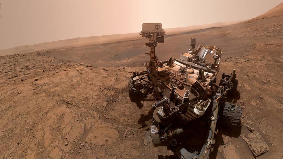 ¿Oxígeno en Marte? La sonda Curiosity lo halló