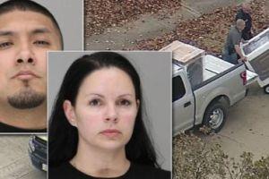 Dallas: Policías acusados de robar en un Home Depot que deberían estar vigilando
