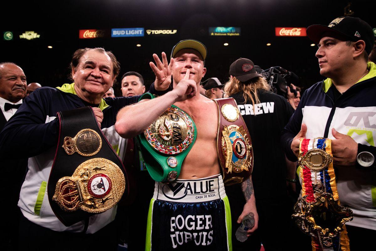 Los mejores libra por libra del boxeo: así clasifican expertos a Canelo Álvarez tras su victoria