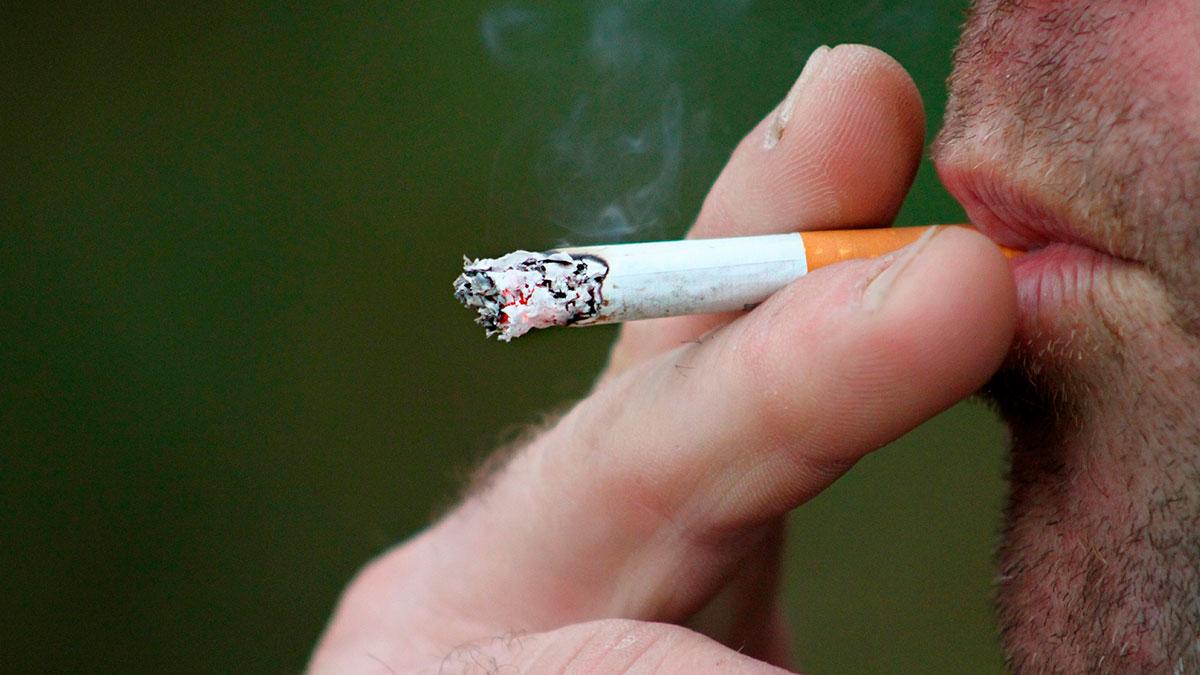 La pareja había intentado dejar el cigarro, pero los elementos adictivos de la nicotina hacían muy difícil hacerlo.