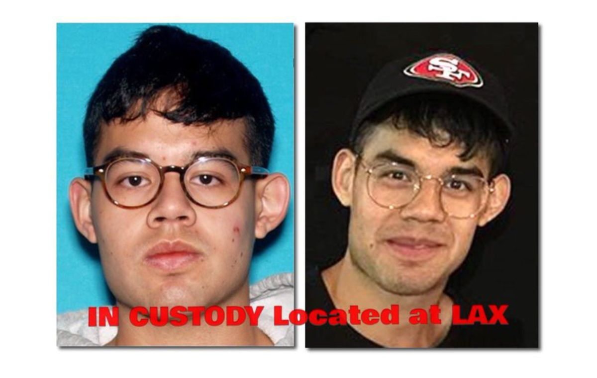 Apresan en LAX a un estudiante que se paseó con un arma por escuelas de Riverside