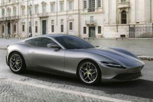 El nuevo Ferrari Roma seria uno de los mas asombros del fabricante