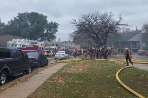 Texas: Varias familias pierden sus hogares en Día de Acción de Gracias en un incendio