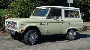 Restauran una Ford Bronco con detalles de Raptor