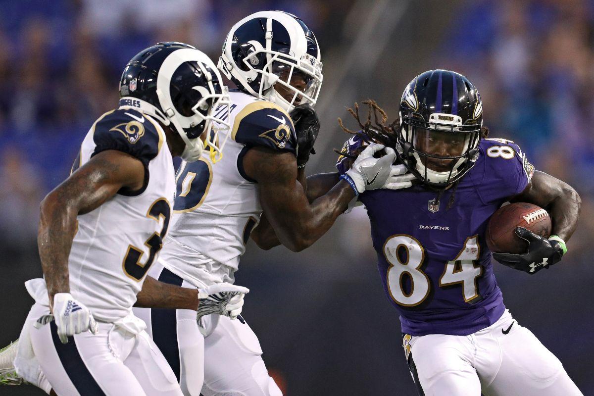 Ravens y Rams sacarán chispas en el cierre de la semana 12 de la NFL