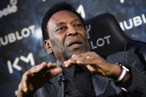 Historia pura: revelan imágenes inéditas del partido en el que Pelé metió 8 goles