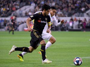 Nadie como Carlitos: Vela es elegido el Mejor Latino de la MLS
