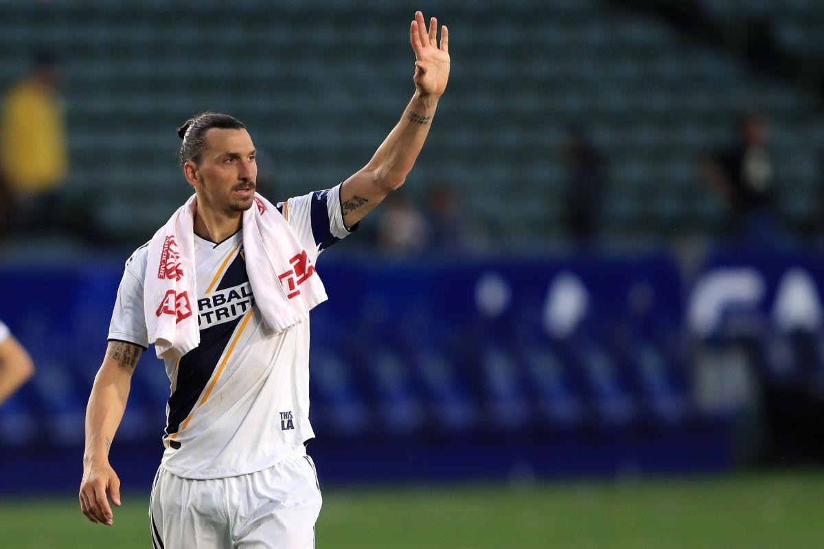 Ibrahimovic se va de la MLS y se despide del Galaxy al estilo Zlatan